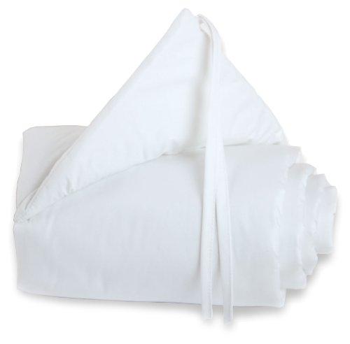 Preisvergleich Produktbild babybay Nestchen Cotton für Original, weiß
