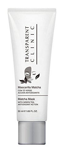 TRANSPARENT CLINIC MASQUE MATCHA TE VERT 50ML,
