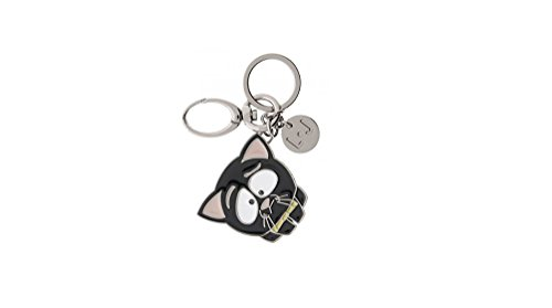 LIU JO WIRED KEYRING A66087A0001 22222 Black