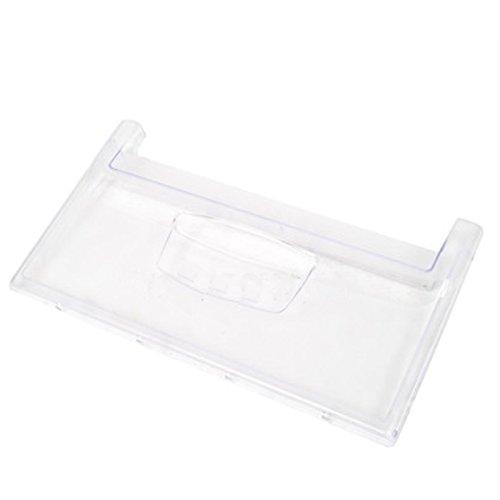 Spares2go Frontplatte für Hotpoint Kühlschrank Gefrierschrank transparent