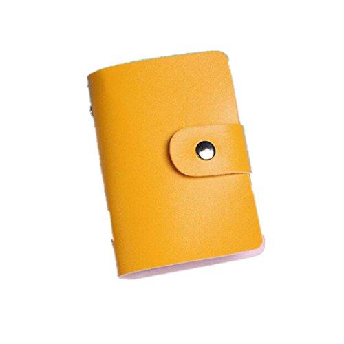 Jamicy, Borsa a tracolla donna M Yellow