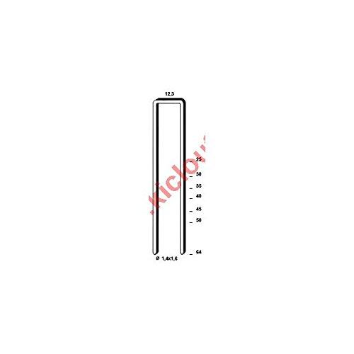 Agrafes 16 NC-S4 - 30 mm Galva - Boite de 10000