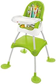 Fisher Price 4-in-1 High Chair (Multicolor)