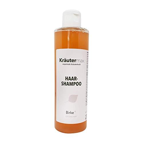 Birken-Haar-Shampoo 1 x 250 ml - Haar-Shampoo-ohne-Silikone-und-Parabene