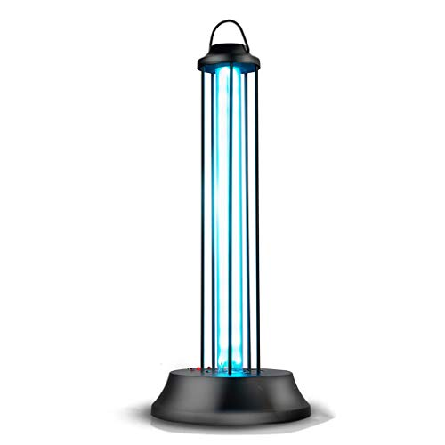 Lámpara de desinfección UV Lámpara de deuterio para interiores Lámpara de esterilización con ozono para interiores de jardín de infantes Lámpara germicida doméstica Tasa de eliminación del 100% Bibero