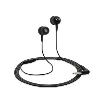 Sennheiser CX 270 Noise Reduction In-Ear Headphone (Black)
