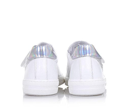 Ciao Bimbi 3630.30 Sneakers Fille Blanc/Argent