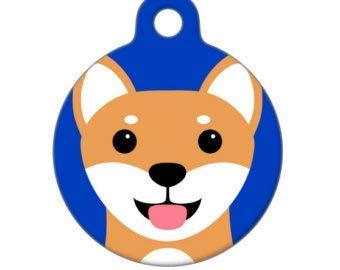 Pet ID Tag – Shiba Inu