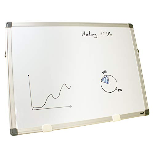 Whiteboard klappbar magnetisch Klapptafel Magnettafel 60cm x 45cm