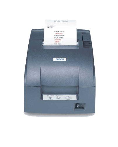 Epson TM-U220D (052B0) Quittungsdrucker: USB + DMD, PS, EDG, EU–Nadeldrucker (PS, EDG, EU, 1Kopie, 9-Pin, 0,05–0,14mm, 128KB, USB 2.0, 31W)