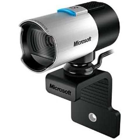 Microsoft LifeCam Studio para la oficina - Webcam