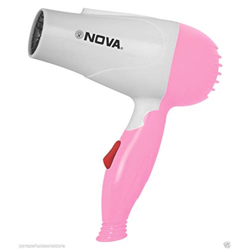 Nova Hair dryer for men and women electric (Multi color) (pack of 1)