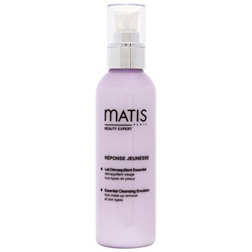 Reponse Jeunesse by Matis Paris Essential Cleansing Emulsion for All Skin Types 200ml by Matis Paris (English Manual)