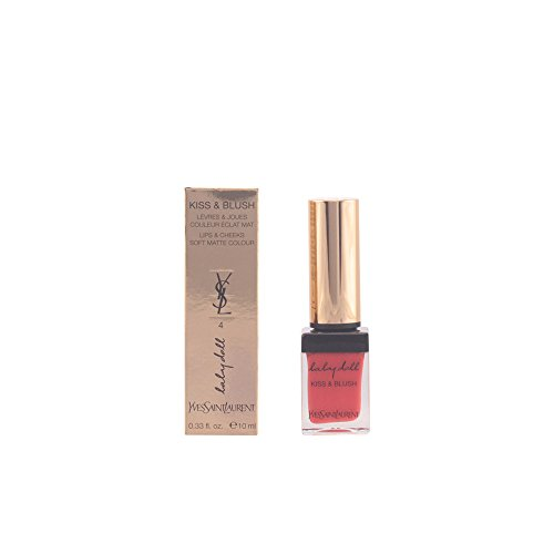 Baby Doll Parfum (YSL BABY DOLL KISS&Rouge #04-orange fougueux 10 ml)