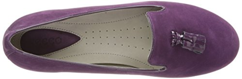 ECCO Ecco Touch 15 Slip On Loafer Damen Mokassins Rot (Burgundy)