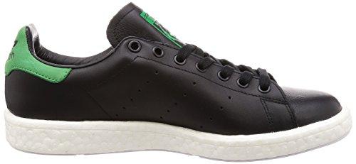 Adidas - Basket Stan Smith Bb0009 Noir / Vert core black-core black-green (BB0009)