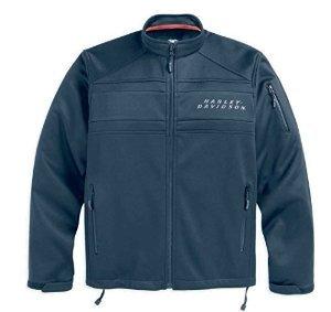 Harley-Davidson Men's Precision Soft Shell Jacket - 98514-12VM (5X-LARGE) (Harley Davidson 5x)