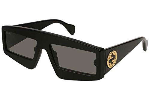 Gucci Sonnenbrillen GG0358S Black/Grey Damenbrillen