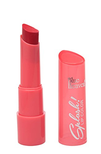 Blue Heaven Splash Super Matte Lipstick, Heart Beat, 2.7g