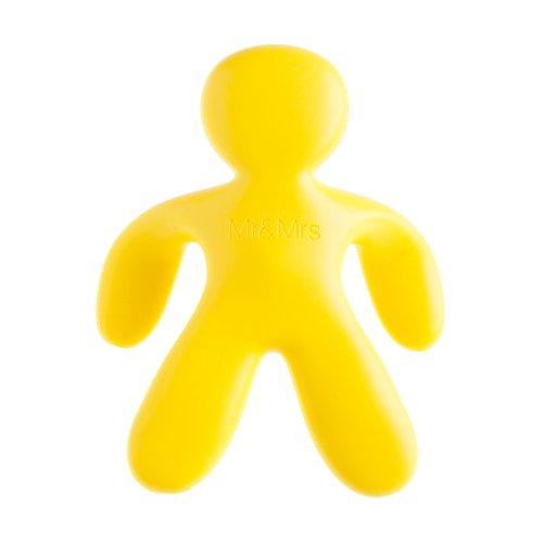 Preisvergleich Produktbild Mr&Mrs Fragrance JACH-004 Lufterfrischer Achille Vanilla, Gelb