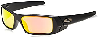Oakley Gascan Lunettes de soleil Matte Black Ruby Iridium (B00EUMMF0C) | Amazon price tracker / tracking, Amazon price history charts, Amazon price watches, Amazon price drop alerts