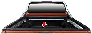Protezione paraurti per il portellone posteriore VW Amarok anno di costruzione dal 2016.