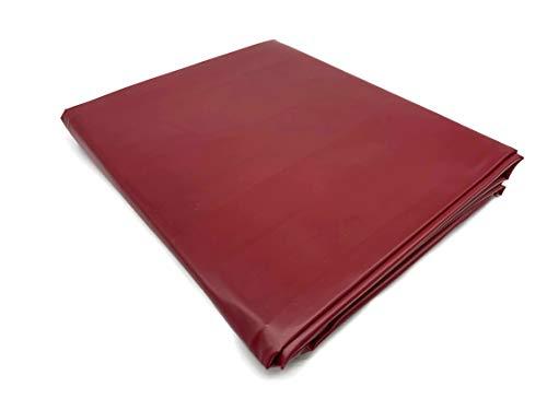 Lenzuolo sex games venile rosso scuro 200x230cm