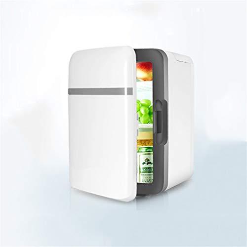 WYJW Auto refrig12V DC 220V AC Kühlung Heizung Kühlung Autokühlschrank Mini-Kühlschrank Kleinstkühlschrank für Privathaushalte Auto-Kühlschrank mit doppeltem Verwendungszweck Außenmaße: 32 * 25 *