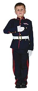 Bristol Novelty Traje Soldado Ceremonial (XL) Edad aprox 9-11 años