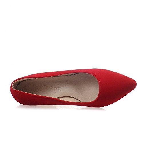 Balamasa, Tacones Rojos De Mujer