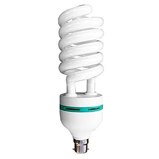DazzLED 60w Ultra Bright Daylight White Bulb (BC, B22, Bayonet, 6400K, CFL, SAD, 300w equivalent)