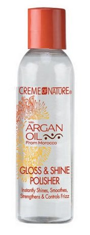 Creme of Nature with Huile d'Argan du Maroc Gloss & Shine Polisher 118 ml
