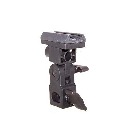 Flash Shoe Holder Swivel Bracket Mount Light Stand for Canon 380ex,420ex,430ex,550ex,580ex,Sigma,Pentax,Olympus & other