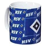 """HSV Tasse """"Raute"""" Geschenkskarton Kaffeetasse Porzellanbecher Fanartikel - cartoons4you"""
