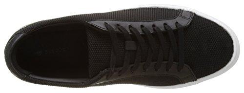 Lacoste L.12.12 Bl 2 Cam, Baskets Homme Noir (Blk)