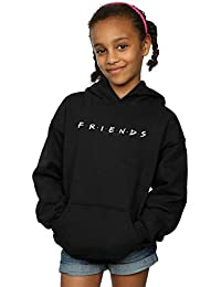Absolute Cult Friends Niñas Text Logo Capucha