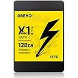 128GB Solid State Drive, 2,5SATA III Internes Daten Aufbewahrung Solid Festplatte x1Pro Series für PC Laptop Desktop (128GB, X1Pro)