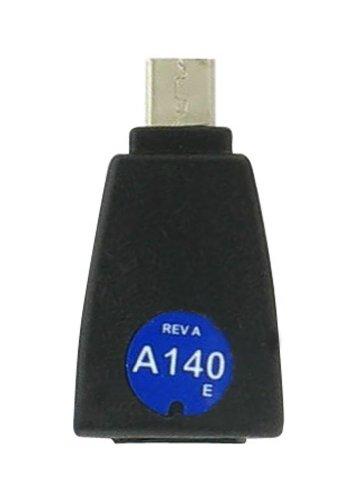 iGo TP06140-0003 Tip A140 für Nintendo DSi (Für Ladegeräte mit iGo PowerTip Technologie) schwarz -
