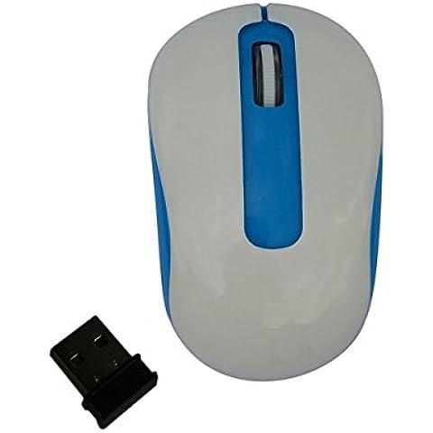 2.4Ghz Wireless Mobile Mouse ottico con 3