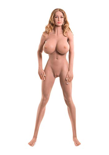 "Pipedream - Extreme Toyz and Dolls - Ultimatives Fantasie Liebespuppe Bianca, 167cm - 66"" TPE, Hautfarbe"