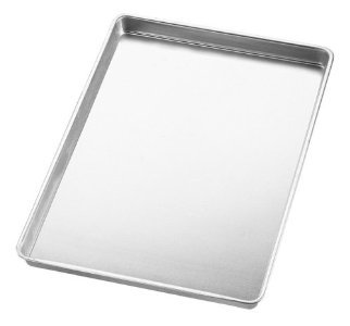 Wilton Industries 2105-126910-1/2x 15-1/2Jelly Roll/Cookie Pan 3 Jelly Roll Pan