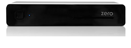 VU+ Zero DVB-S2 Linux Satellitenreceiver (Full HD, 1080p) schwarz (Digital-tv-dongle)