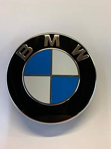 OEM BMW Alufelgen Nabenkappe Deckel Radzierkappe Blende mit Emblem Anzahl (1)