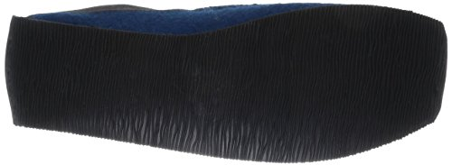 Giesswein Uderns, Chaussons homme Bleu (585 Malachitblau)