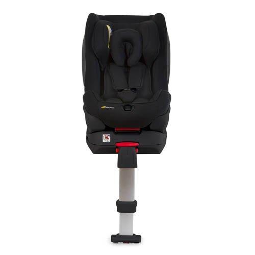 Hauck 4007923609163 Reboard-Kindersitz Varioguard Plus inklusive Isofix Basis, 41 x 50 x 72 cm, schwarz