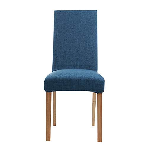 Esszimmerstühle YXX Polsterstoff Kissen für Küche mit seitlichen Stühlen mit robusten...