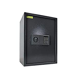 Dirty Pro Tools™ Large Safe HIGH Security Electronic Digital Safe Steel Home Safe