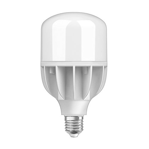 Osram 45W LED Wert High Watt Mega Bright Lampe Leuchtmittel 230V E27(= E26) 300W 6500K Tageslicht Milchglas für Factory Building Büro Galerie Parkplatz Home Mart Store