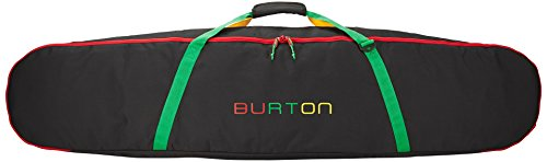 Burton Space, Funda Snowboard Unisex Adulto, Multicolor (Rasta), 166