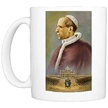 Photo Mug Of Pope Pius Xii (Card) by Prints Prints Prints